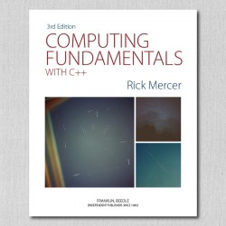 Computing Fundamentals with C++, 3rd Ed.