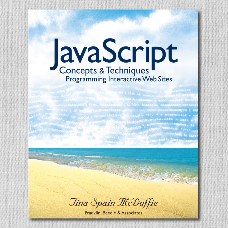 Javascript: Concepts and Techniques (eBook)